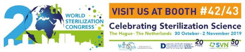 WFHSS World Sterilization Congress in 2019