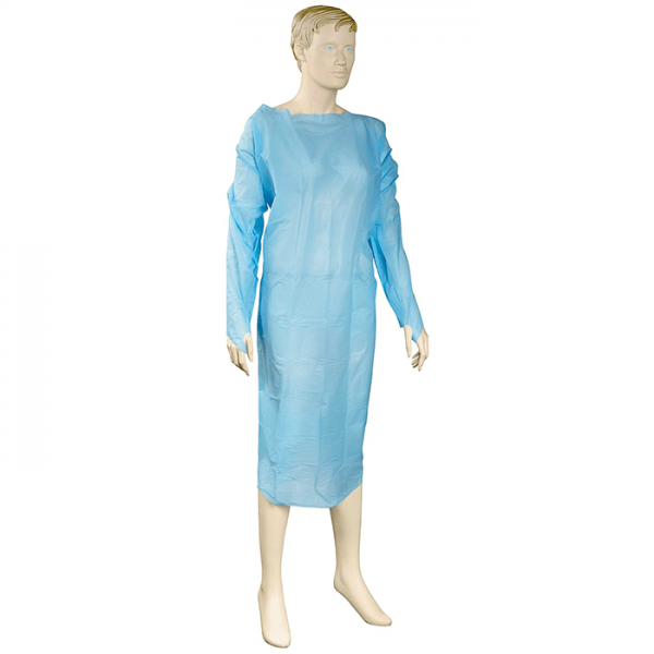 55012 - water resistent gown